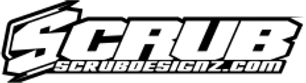 Scrubdesign logo footer